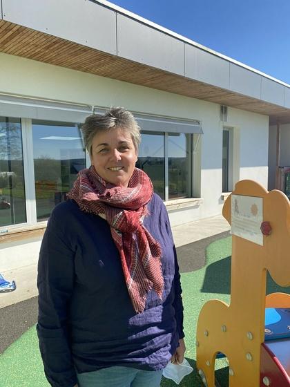 Nouvelle directrice à la maison de l''enfance Le Pré Câlin